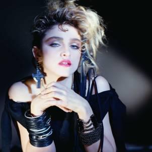 Madonna, 1983 © George Holz